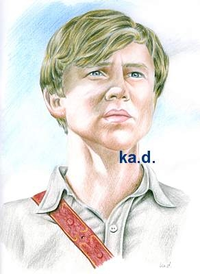 William Moseley by ka.d.